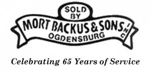Mort Backus logo