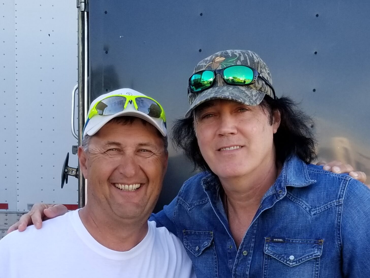 David Lee Murphy and Tony Lynn